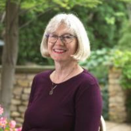 Headshot for Sue Shane