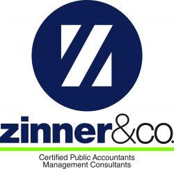 Zinner Logo Vertical 2 Line Full Tag CMYK